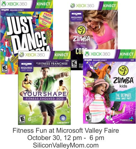 Microsoft Fall Fitness at Microsoft Store Santa Clara