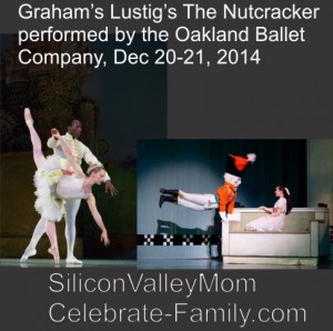 Graham Lustig's the Nutcracker Ballet performed by the Oakland Ballet Company