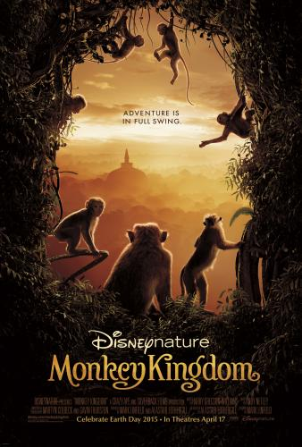 DisneyNature's Monkey Kindgom