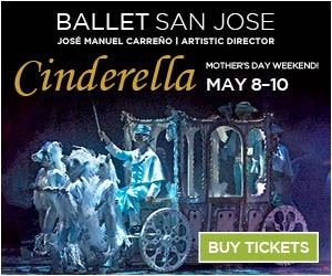Ballet San Jose Presents Cinderella