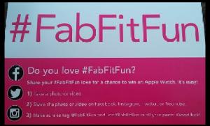 Share What You Love about FabFitFun