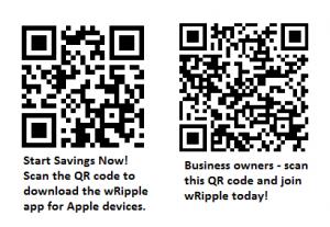 wripple-qr-codes