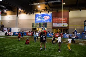 NFL Experience at Moscone Center, Super Blowl 50