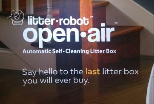 Litter Robot Automated Kitty Litter