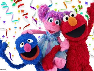 Sesame Street Live! Let's Party Coming to the Bay Area January 4-7, 2018