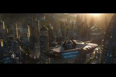 Wakanda - technology the most advanced country on Earth. Source Disney