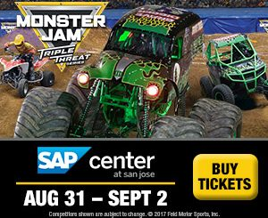 Monster Jam Triple Threat Series | SAP Center