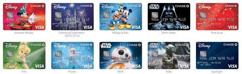 Best Credit Cards for Disneyland