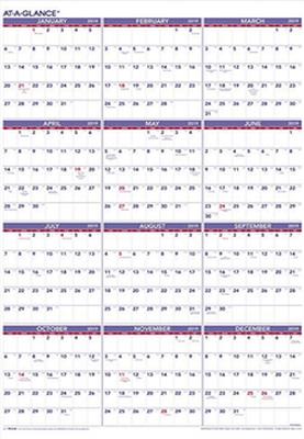 Yearly School Calendar