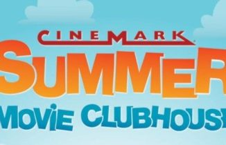 Cinemark Summer Movie Clubhouse 10 Movies for $1 Each