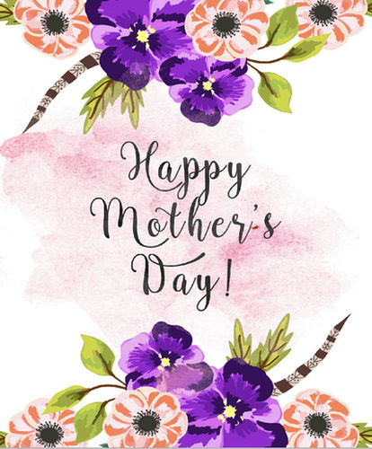Happy Mother's Day Jigsaw Puzzle