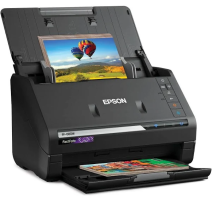 Epson Photo and Document Scanning System