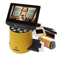 High Resolution Film to Digital Converter