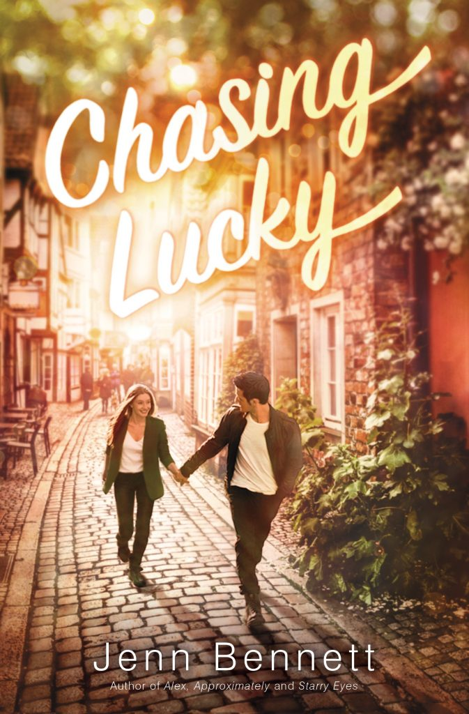 Chasing Lucky by Jenn Bennett.  Read this ebook free at Riveted Teen.