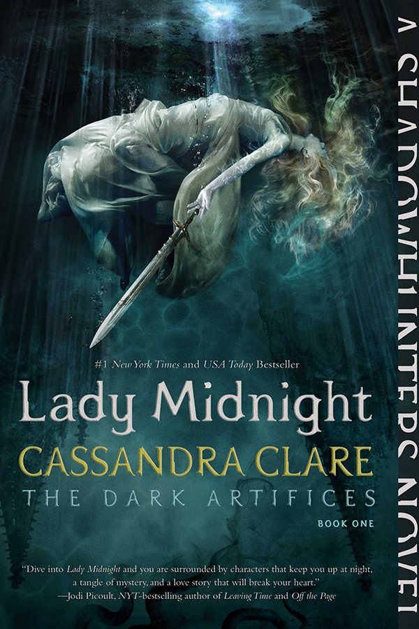 Lady Midnight by Cassandra Clare.  Read this ebook free at Riveted Teen.