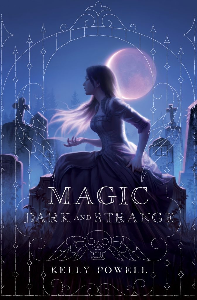 Magic Dark and Strange by Kelly Powell.  Read this ebook free at Riveted Teen.