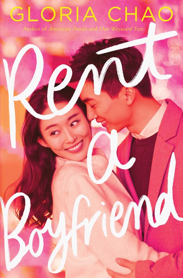 Rent a Boyfriend by Gloria Chao.  Read this ebook free at Riveted Teen.