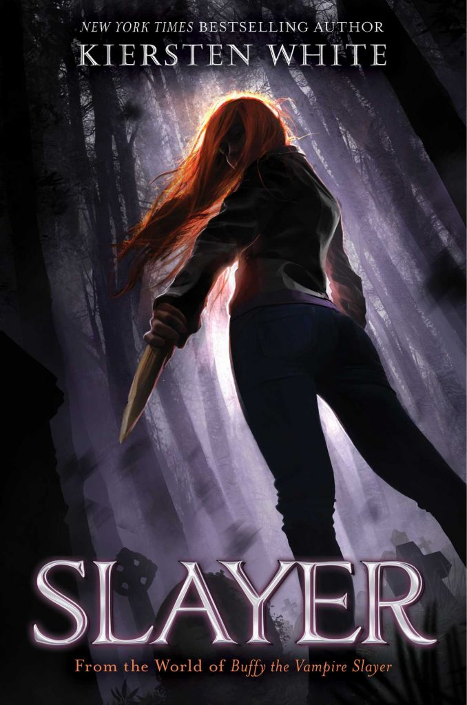 Slayer by Kiersten White.  Read this ebook free at Riveted Teen.