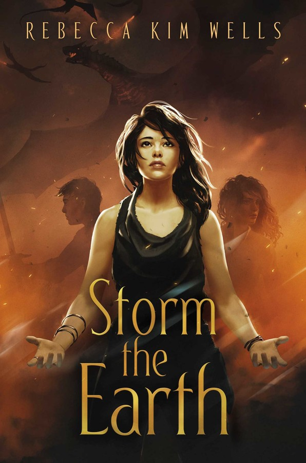 Storm the Earth by Rebecca Kim Wells.  Read this ebook free at Riveted Teen.